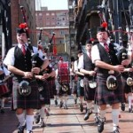 Stow Pipe Band