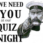 Fountainhall Village Hall Quiz night