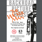 Backroad Picture House presents 'The Wickerman'