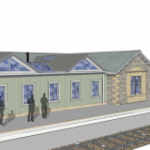 Stow Station House update