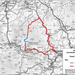 Temporary road closure: Heriot to Innerleithen