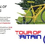Tour of Britain is coming to the valley!